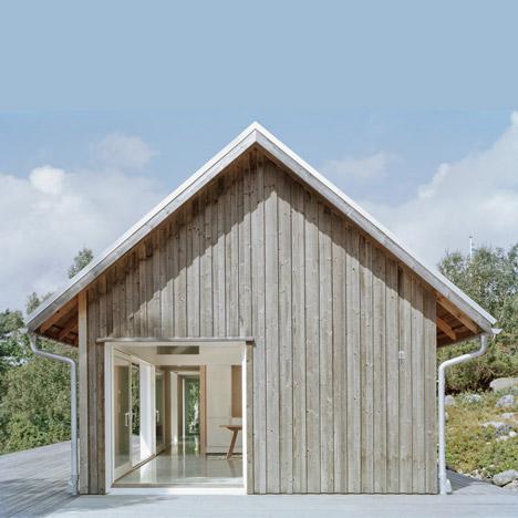 летний домик в Швеции